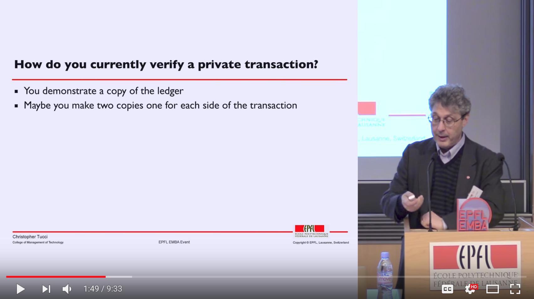 Blockchain 101 - Episode 1 - Introduction - Blog - The Computer Firm - Raphael Sculati